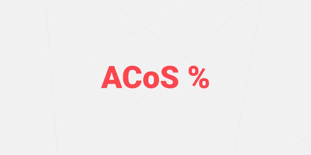 ACoS Amazon PPC – Was ist ein guter ACoS?